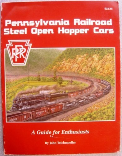 Open Freight Car (Pennsylvania Railroad Steel Open Hopper Cars: A Guide for Enthusiasts)