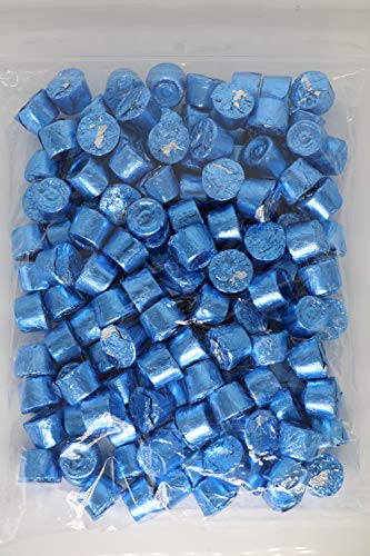 Rolo Candy Chewy Caramels in Milk Chocolate | Blue Foil Candy - 2 lb ()