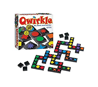 MindWare Qwirkle Tile Game