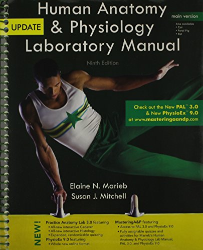 Human Anatomy & Physiology Laboratory Manual [With Get Ready for A & P and CD/DVD]