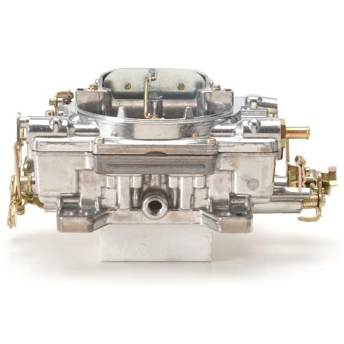 free shipping Edelbrock 1412 800 CFM Manual Choke Carburetor