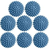 Dryer Balls 8 Pack - 3 Inch Non-Toxic Reusable Dryer Balls 6969