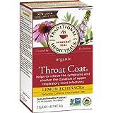 Traditional Medicinals Organic Lemon Echinacea Throat Coat, 20 tea bags
