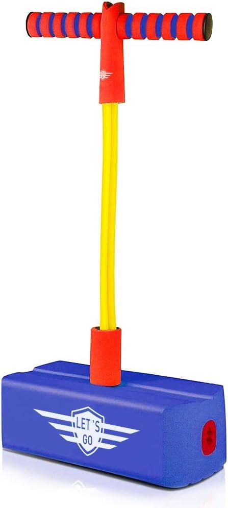 TOPTOY Foam Pogo Jumper - Los Mejores Regalos para niños