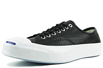 0486dbff24a Image Unavailable. Image not available for. Color  Converse JP Jack Purcell  Signature OX Black White Mens Size ...