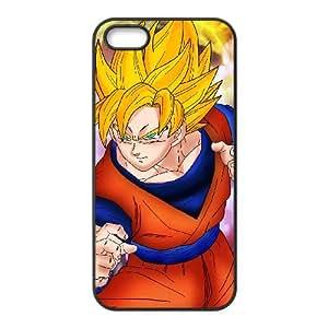 iPhone 4 4s Cell Phone Case Black super Saiyan Goku ccz zfoig