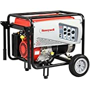 Honeywell 6500 Watt Portable Generator
