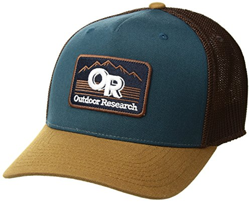 Outdoor Research Advocate Trucker Cap, Saddle, 1size