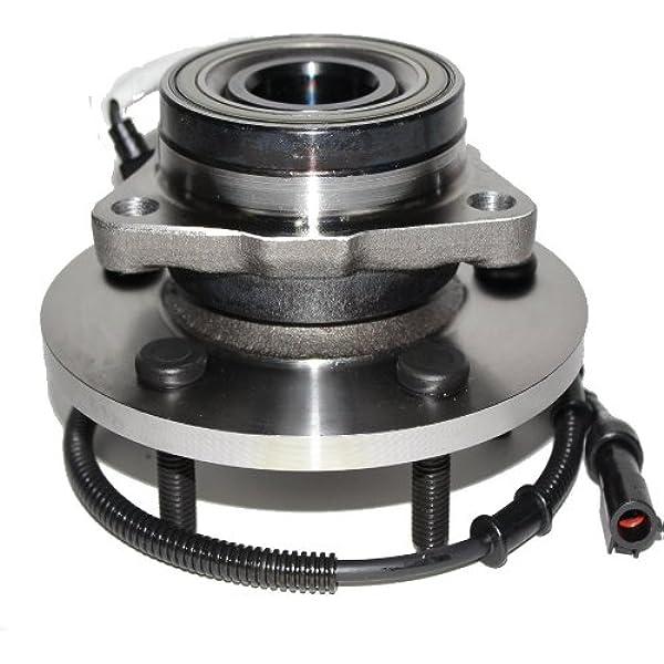 MGPRO Rear Axle Bearing /& Wheel Seal Driver /& Passenger Kit Compatible with 97-02 Expedition 98-13 F-150 04 F-150 Heritage 86-98 F-250 02 Blackwood 06-08 Mark LT 98-02 Navigator 9.75 RG