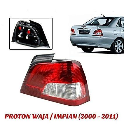 Amazon com: 1 pec Right Side Rear Lights Tail Lamp Lamps Fit Proton