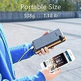 25000mAh Solar Charger ADDTOP Portable Solar