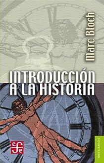 Introducción a la historia par Bloch