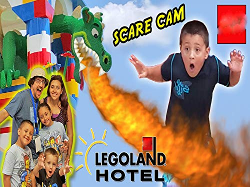 Lego-land Hotel Grand Opening In Florida Plus Dragon Scare Cam! - Best Day Ever With Amusement Park Fun! (Best White Wine To Use For Cooking)