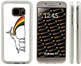 Rikki Knight Cell Phone Case for Galaxy S7 - Solar System Planets Design