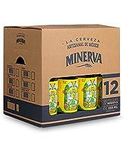 Cerveza Minerva Linea Maestra San Cristobal 12 pack