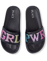 Kids' BG GRL PWR Slide Flat Sandal