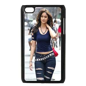 Ileana Dcruz Celebrity5 iPod Touch 4 Case Black Customized Toy pxf005_9671075