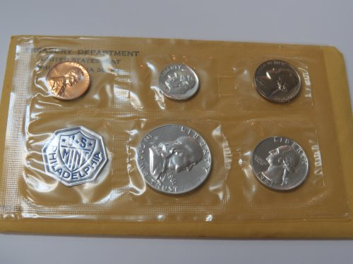 1961 S Collection Proof Perfect - Mint 1961 Set