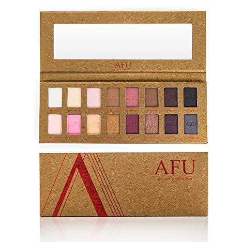 Afu Pigmented Eyeshadow Palette