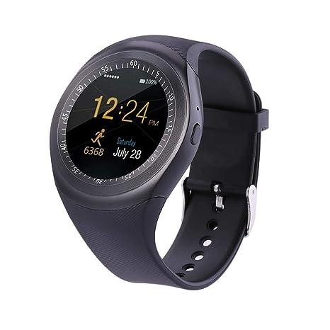 Rastreador de ejercicios Smartwatch Teléfono Pantalla táctil ...