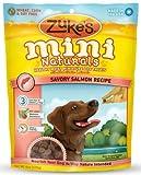 "Brand New ZUKE'S - MINI NATURALS DOG SALMON (6 OZ) ""DOG PRODUCTS - DOG TREATS - ALL OTHER"""