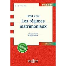 Droit civil. Les régimes matrimoniaux (Précis) (French Edition)