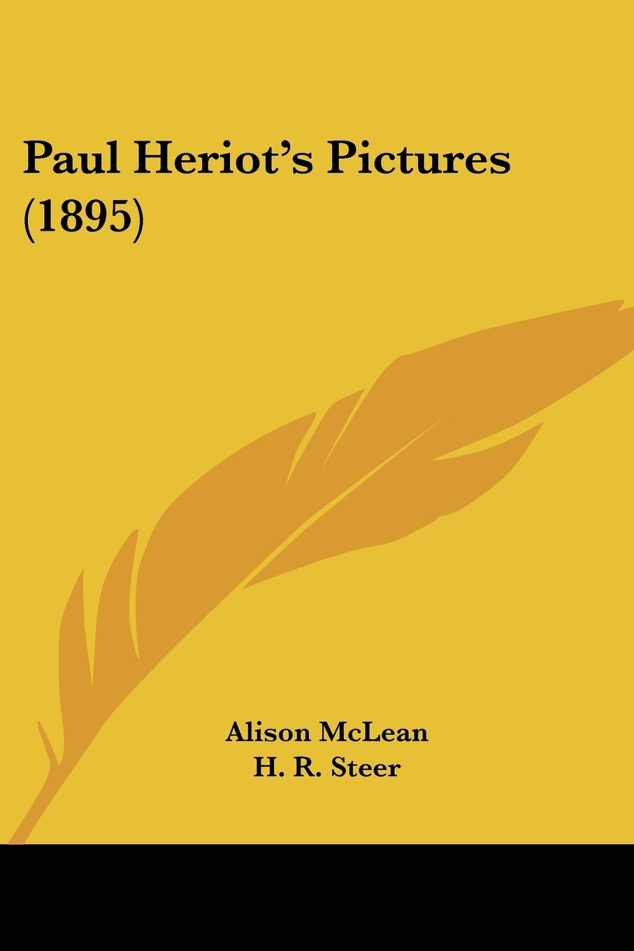 Download Paul Heriot's Pictures (1895) PDF