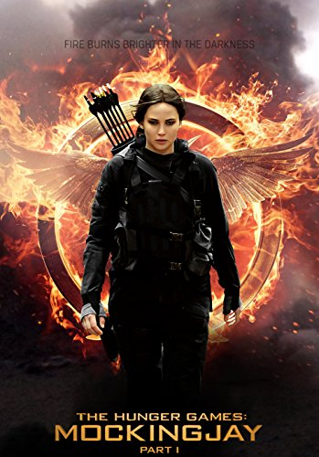 The Hunger Games: Mockingjay Part 1 Katniss Edible Image Cake Topper Decoration Edible Icing Image Cake Topper (1/4 Sheet)]()