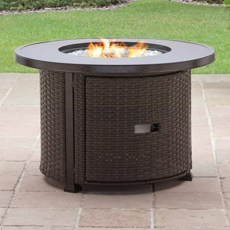 Better Homes and Gardens Colebrook 37″ Gas Fire Pit
