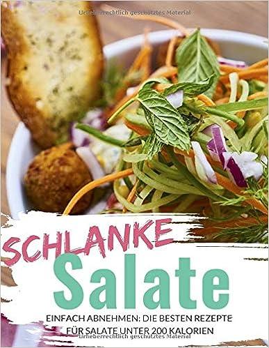 Die besten Salate zum Abnehmen
