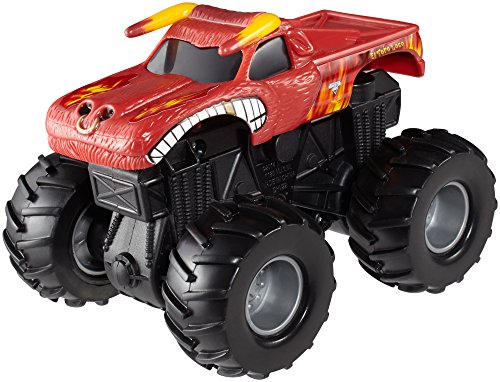 Hot Wheels Monster Jam Rev Tredz El Toro Loco Vehicle