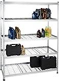 AmazonBasics Heavy Duty Storage Shelving Unit