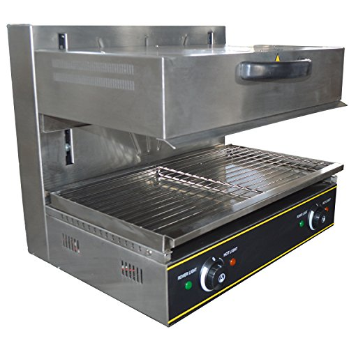 Electric Lift-up Salamander 220v Commercial Kitchen Equip...