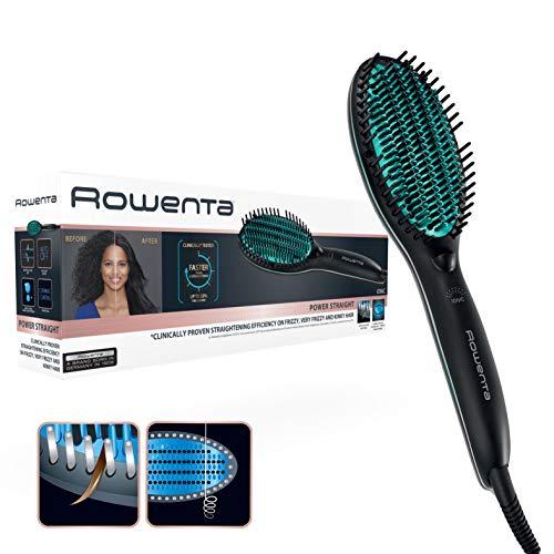 🥇 Rowenta CF5820F0 Power Straight Cepillo especial para cabello muy rizado