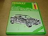 Renault 14 1977-83 Owner's Workshop Manual (Service & repair manuals)