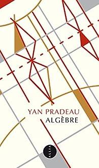 Algèbre - Eléments de la vie d'Alexandre Grothendieck par Yan Pradeau