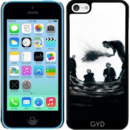 Coque pour Iphone 5c - Le Plus Triste Fossé by zombierust