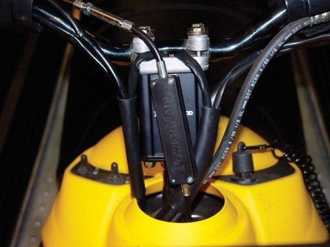 Powermadd Throttle Cable Extension Kit PM13592 ()