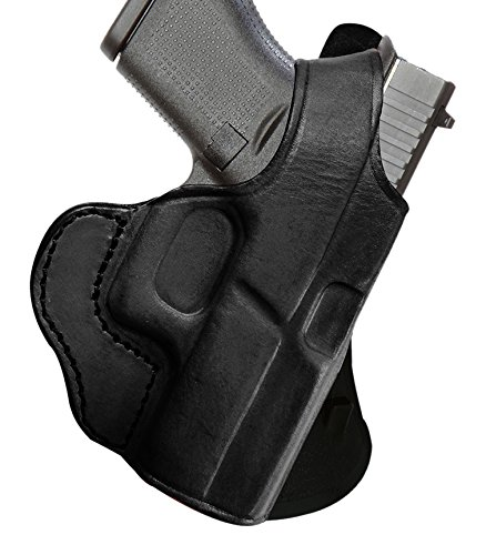 Tagua PD1R-1220 Beretta Nano Black Right Hand Rotating Thumb Break Paddle Holster