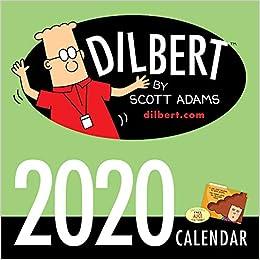 Dilbert Calendar 2020 Dilbert 2020 Wall Calendar: Scott Adams: 0050837424630: Amazon.