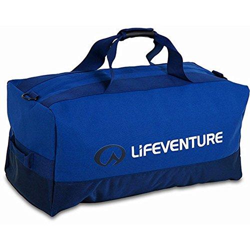 Lifeventure EXPEDITION 120L DUFFLE BAG (BLUE)