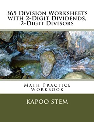 365 Division Worksheets with 2-Digit Dividends, 2-Digit Divisors ...