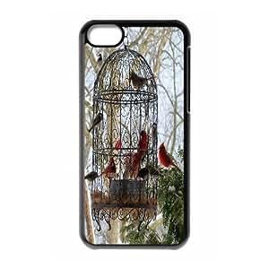 Bird Cheap Custom Cell Phone Case Cover for iPhone 5C, Bird iPhone 5C Case