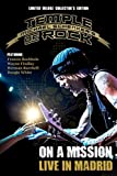 Michael Schenker's Temple Of Rock - On A Mission: Live In Madrid Ltd Deluxe Edition (2cd + 2db) [Blu-ray]