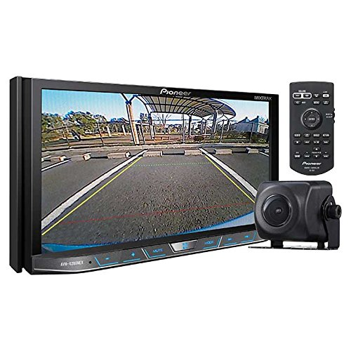 Wvga Touch Screen (Pioneer AVH-4201NEX Double-DIN Multimedia DVD Car Stereo with 7
