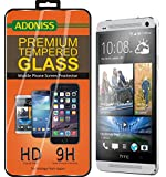 Adoniss Premium Tempered Glass Screen Protector for HTC One Dual SIM 802D