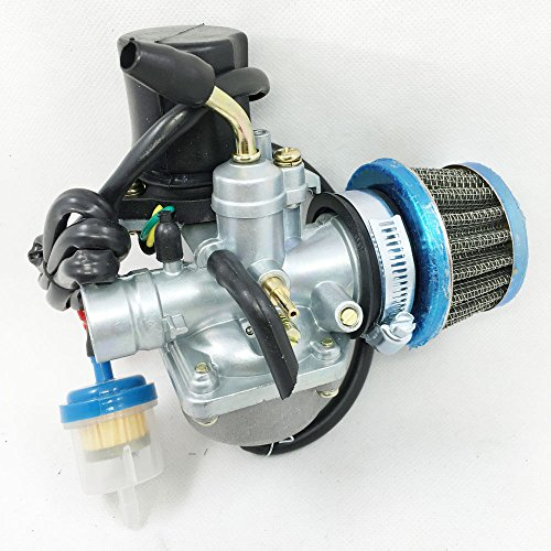 scooter Carburetor/Air Filter CPI City Oliver 50cc 49cc 49 Moped Carb 2 Stroke from scooter