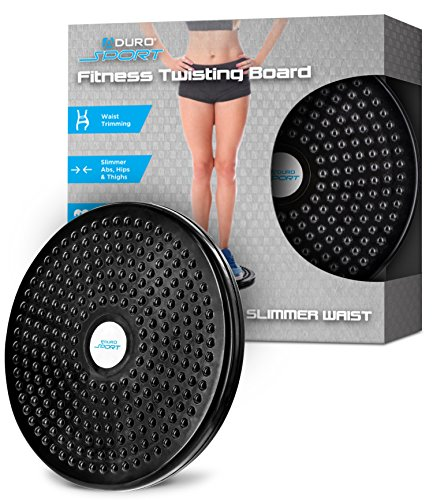 Read About Aduro Sport Exercise Twist Board, Ankle Body Aerobic and Cardio Exercise Twist Board with...