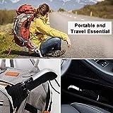 TradMall Travel Umbrella Windproof with 10