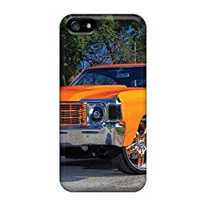 New Premium YXtftoT1539zmioz Case Cover For Iphone 5/5s/ Put A Little Orange Magic On Your Hard Drive Protective Case Cover
